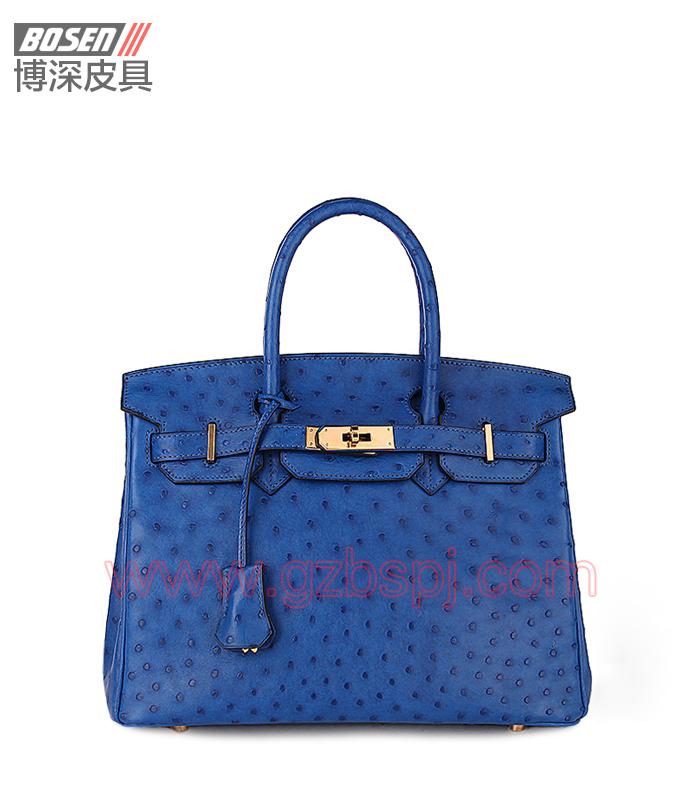 真皮女包|女士手袋|广州皮具厂|女包加工厂|真皮手袋 BSWH002008