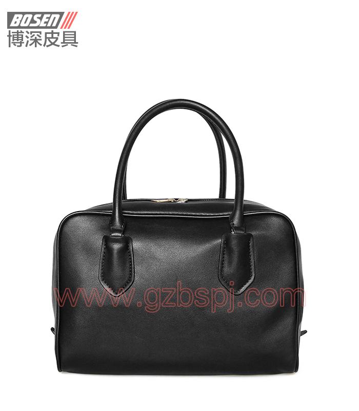真皮女包|女士手袋|广州皮具厂|女包加工厂|真皮手袋 BSWH024001