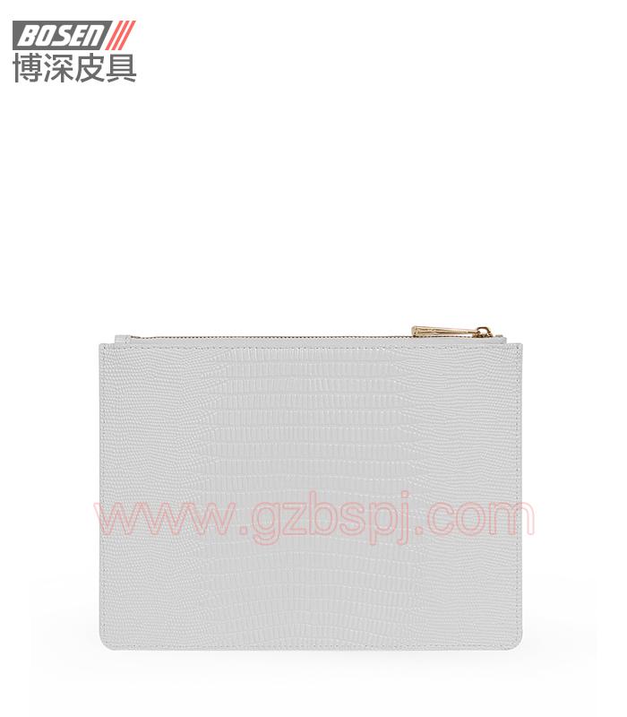 广州皮具厂|皮具加工厂|OEM|拉链包|钱包 BSWC009002