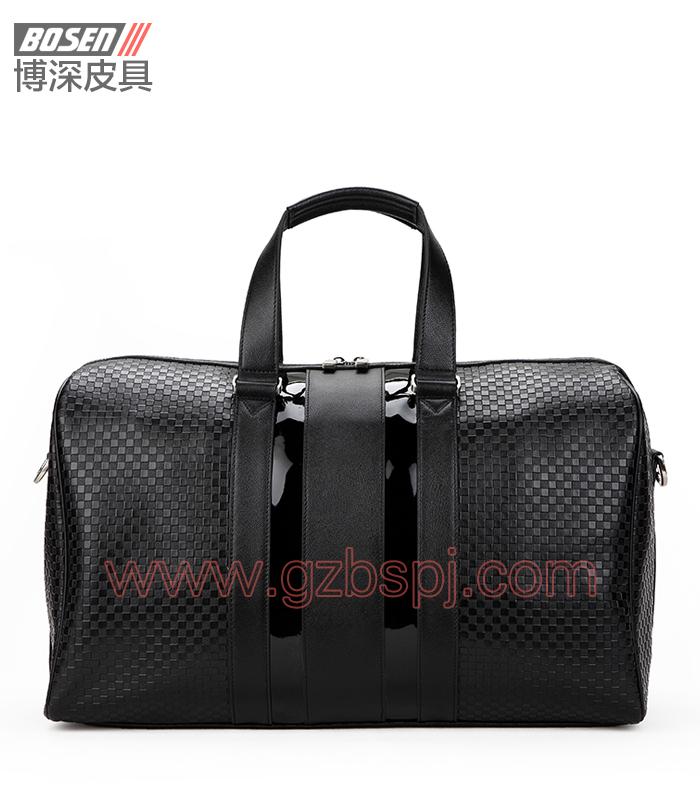 真皮男包|商务公文包|广州皮具厂|男包加工厂|真皮手袋 BSMB010002
