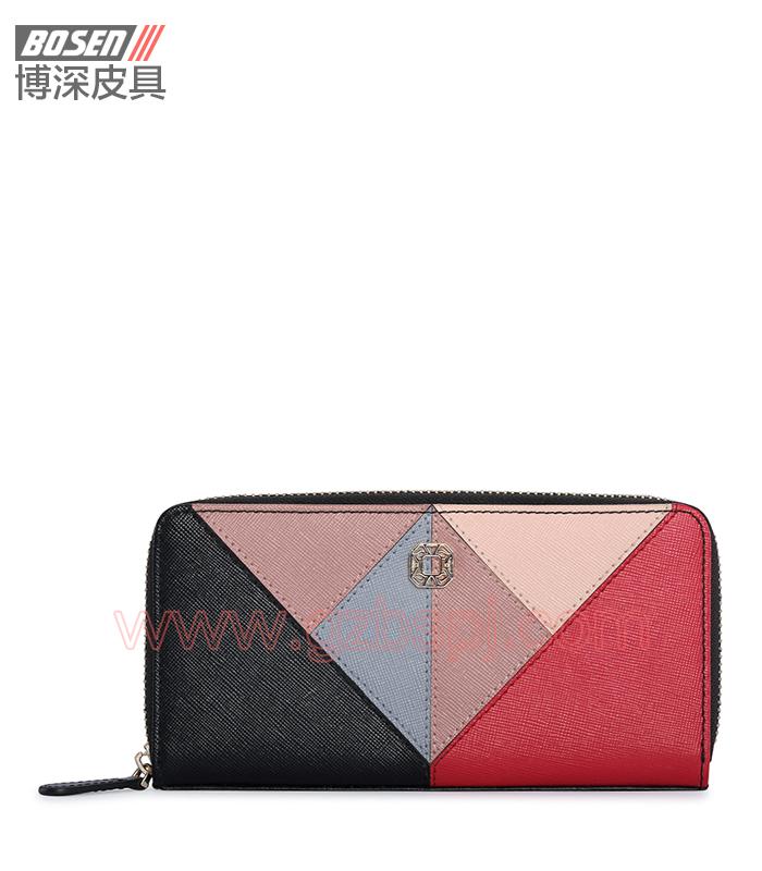 广州钱包厂 女钱包加工厂 定制钱包 钱包定做 钱包厂家 BSLW001001