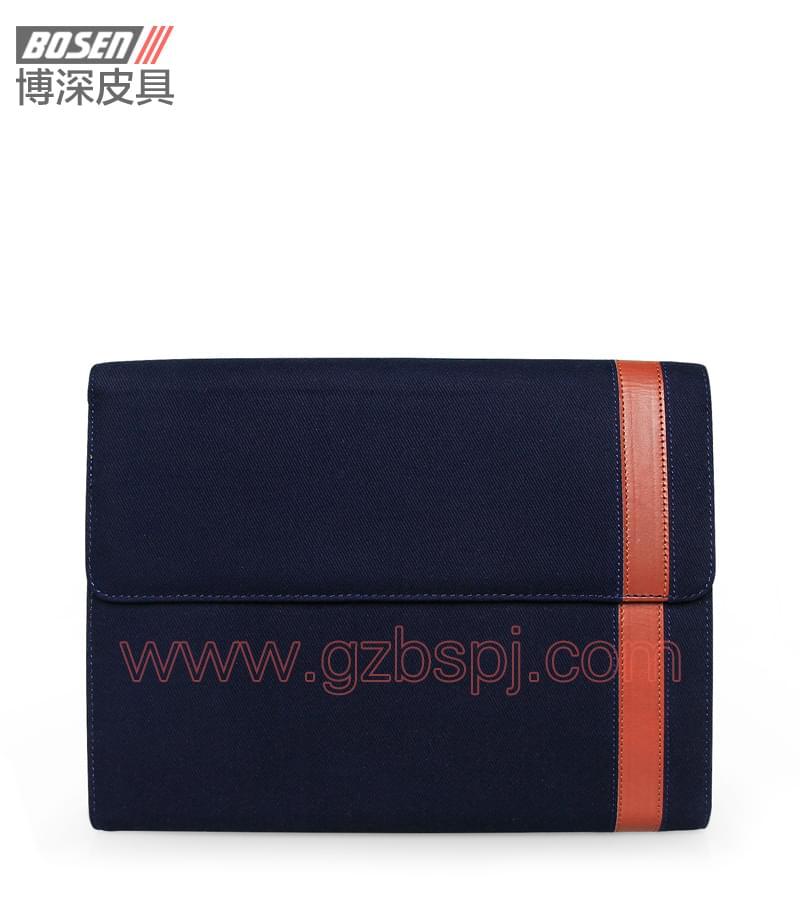 广州皮包厂|博深皮具|高端真皮工具包|设备包 BSEB002001