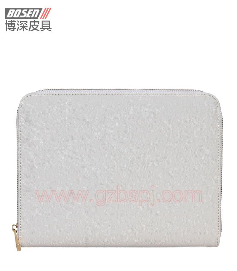 广州皮包厂 博深皮具 高端真皮工具包 设备包 BSEB003002
