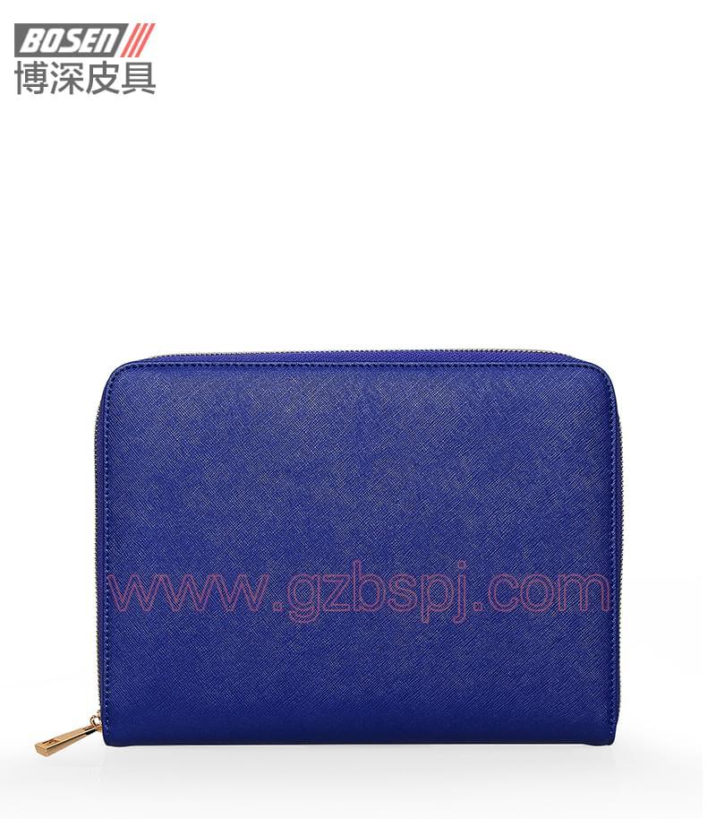 广州皮包厂|博深皮具|高端真皮工具包|设备包 BSEB003002