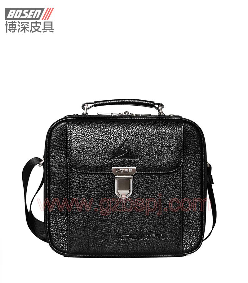 广州皮包厂|博深皮具|高端真皮工具包|设备包 BSEB005001