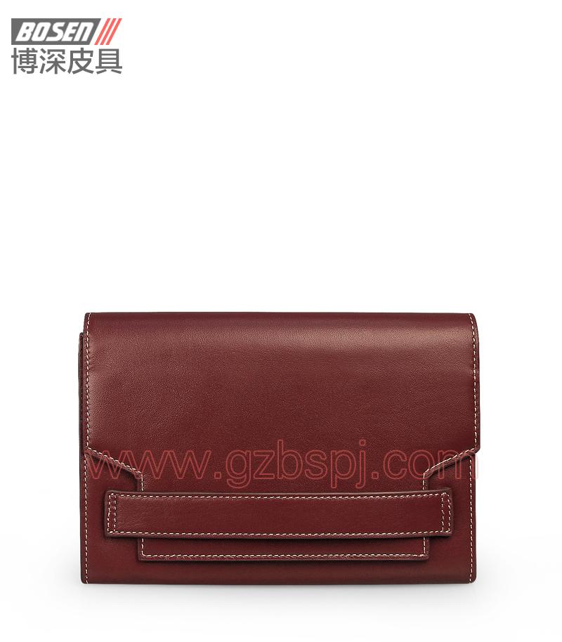广州皮包厂 博深皮具 高端真皮工具包 设备包 BSEB010001