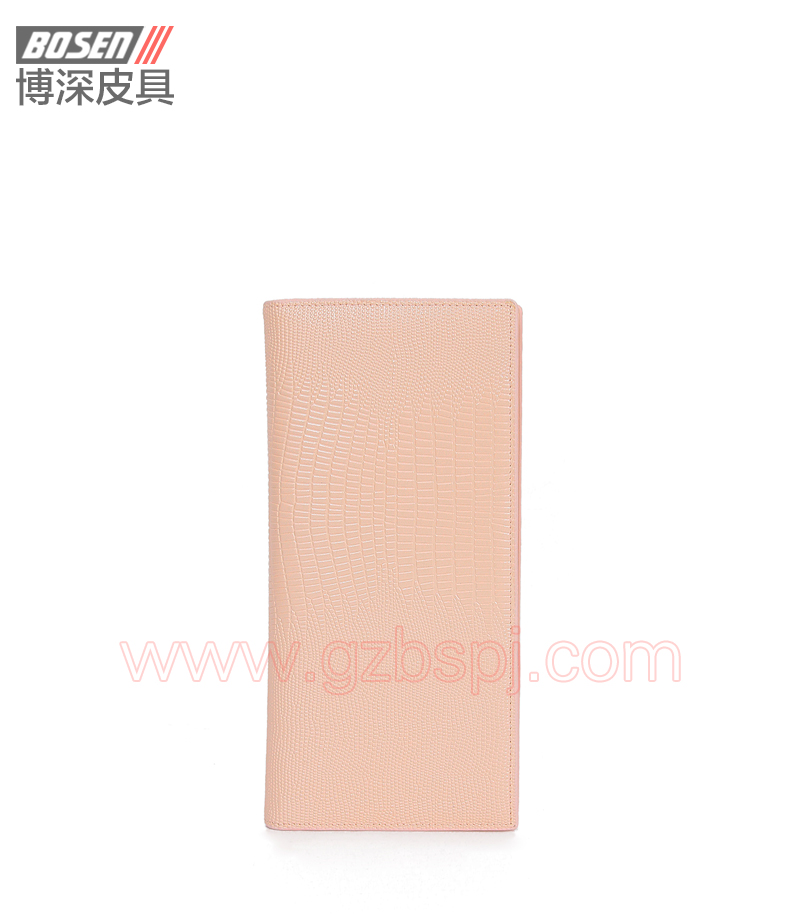 广州皮包厂 博深皮具 高端真皮工具包 皮夹 BSTB012001