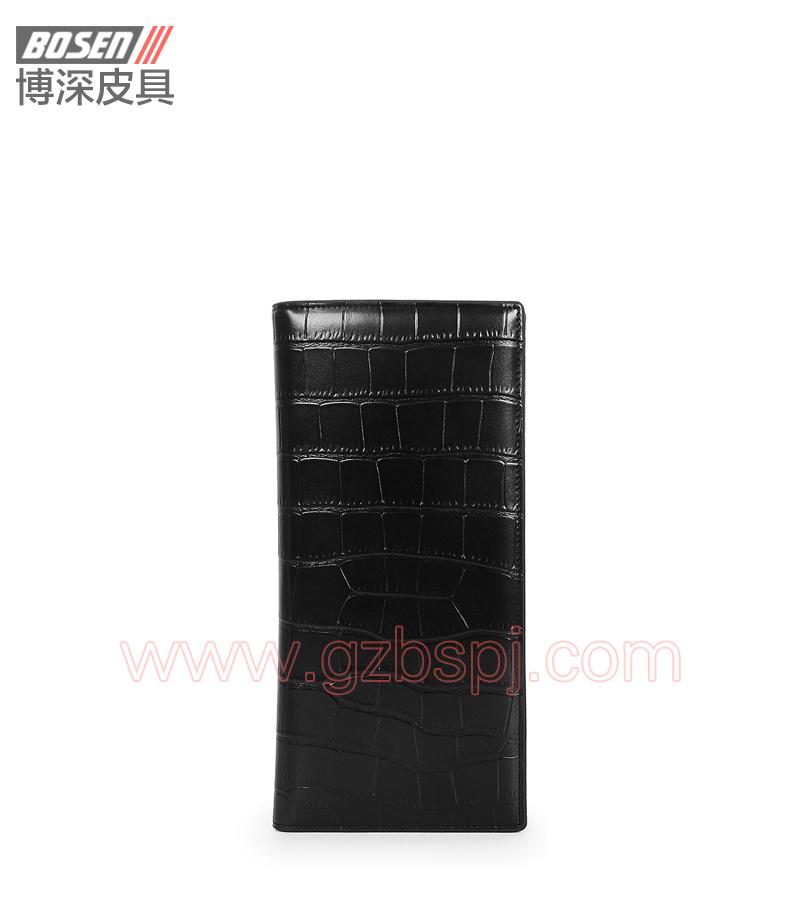广州皮包厂|博深皮具|高端真皮工具包|皮夹 BSTB012002