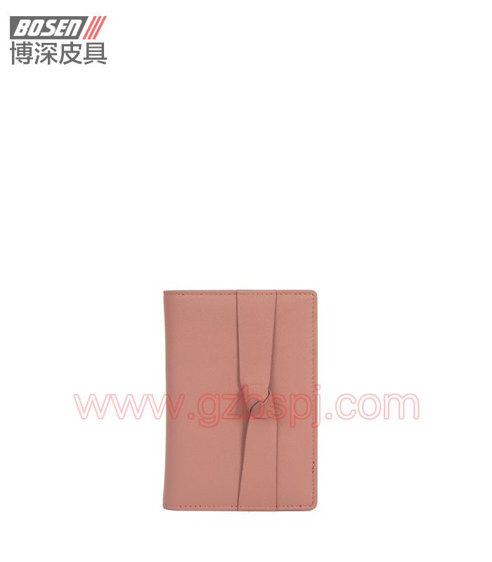 广州皮具厂|皮具加工厂|OEM|拉链包|钱包 BSLW011002