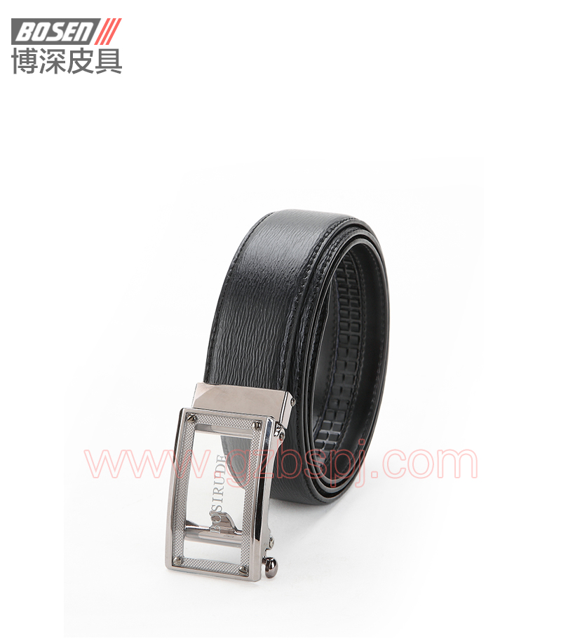 真皮皮带 皮带 广州皮具厂 皮带加工厂 皮带厂家 BSLB005002