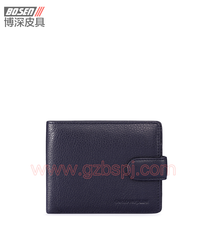 钱包加工厂真皮男士短款钱包钱夹 钱包加工厂 BSLW015001