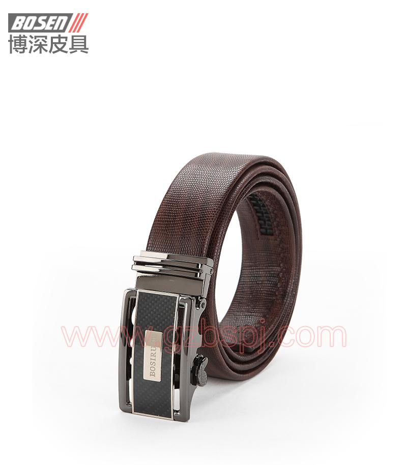 真皮皮带|皮带|广州皮具厂|皮带加工厂|皮带厂家 BSLB008001