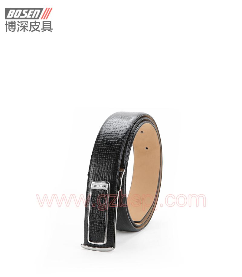 真皮皮带 皮带 广州皮具厂 皮带加工厂 皮带厂家 BSLB004002