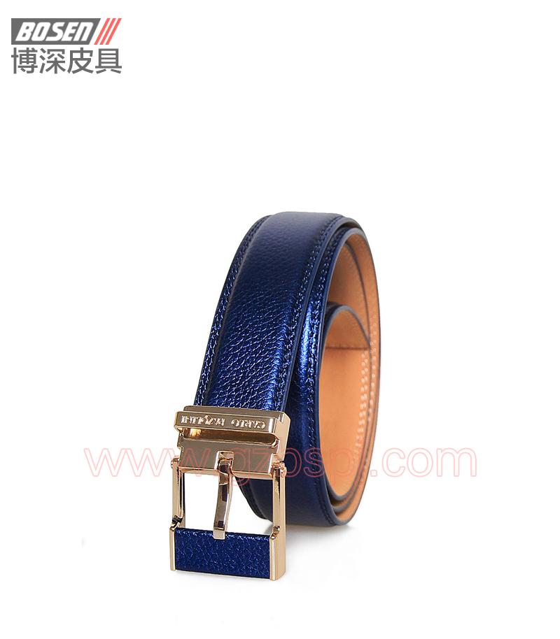 真皮皮带|皮带|广州皮具厂|皮带加工厂|女士皮带 BSLB003002