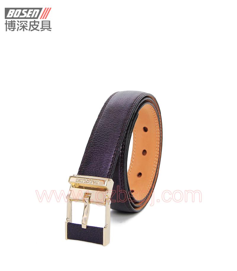 真皮皮带|皮带|广州皮具厂|皮带加工厂|女士皮带 BSLB003003