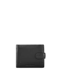 广州钱包厂品牌钱包男士真皮钱包 BSLW016001
